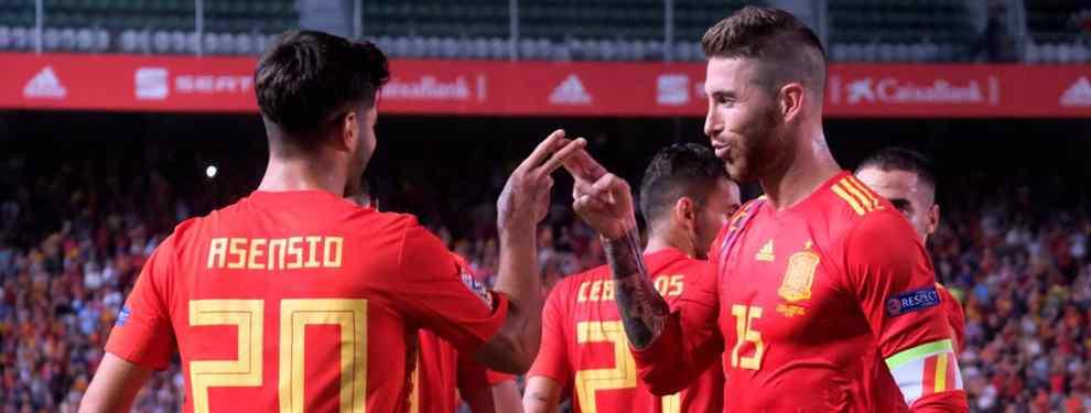 El mensaje bestial de Sergio Ramos en el vestuario de la Roja tras la espectacular goleada a Croacia