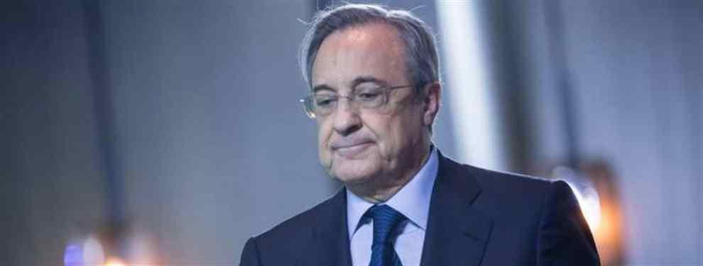 Florentino Pérez, el presidente del Real Madrid, sabe muy bien que un destacado conjunto europeo está dispuesto a pujar muy fuerte para llevarse a una de sus estrellas