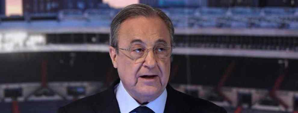 Florentino Pérez prepara su bomba para el mercado de invierno. El presidente tiene entre manos un fichaje galáctico de 120 millones de euros para el Real Madrid.