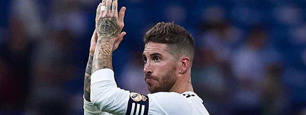 Sergio Ramos ya sabe el nuevo fichaje 'chollo' que tiene Florentino Pérez a tiro
