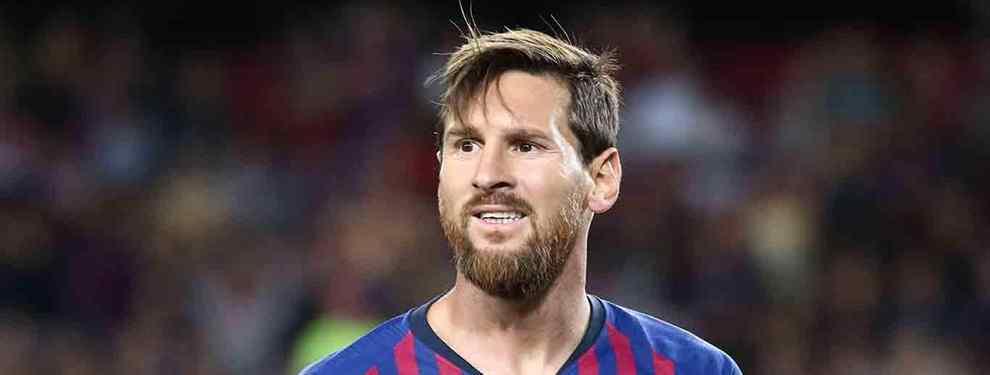 Messi suelta la mayor bomba del Real Madrid: el galáctico que quiere volver con Florentino Pérez