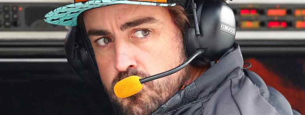 Fernando Alonso suelta la bomba más grande sobre su futuro (y tiembla la F1)
