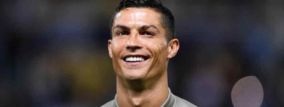 El portugués Cristiano Ronaldo ya está moviendo sus hilos para que la Juventus se haga con el fichaje de una de las estrellas del Real Madrid que preside Florentino Pérez