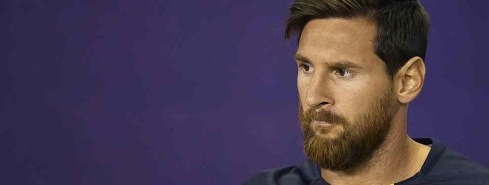 Messi avisa: el entrenador que quiere si se marcha Valverde a final de temporada