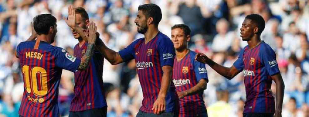 Messi toma el mando en el Barça: lo que pasó en el descanso ante la Real Sociedad (alucinarás)