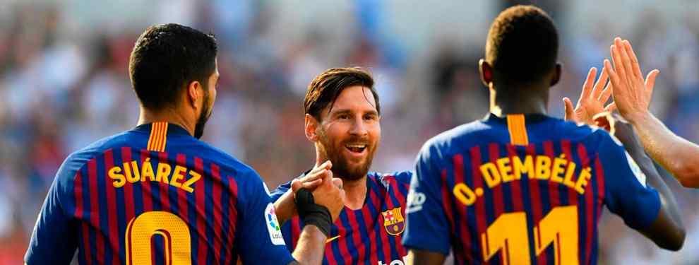 El crack del Barça que pedirá la renovación más bestia en años (y no es Messi)