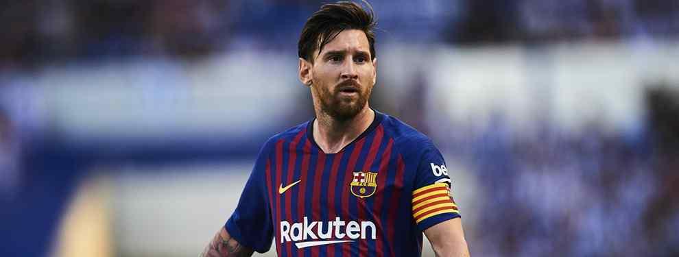 Leo Messi se cansa de un crack del Barça. El argentino lo quiere fuera en el mercado de enero, y Ernesto Valverde lo sabe. El '10' lo ha dejado muy claro en el equipo.