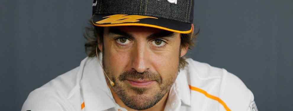 """""""Es vergonzoso"""". Fernando Alonso mete a la F1 en un lío"""