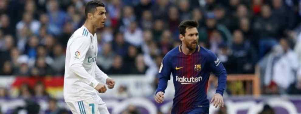 Cristiano Ronaldo se alía con Messi para poner a un crack en su sitio