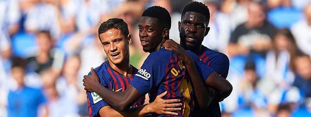 Philippe Coutinho, la estrella brasileña del Barça que entrena Ernesto Valverde, ha destapado una operación de Florentino Pérez que deja retratado al club azulgrana