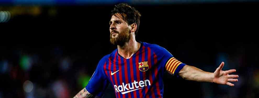 Messi dicta sentencia: el crack que vendrá al Barça en enero