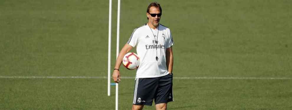 Lopetegui tiene un problema en el Real Madrid: el crack que le pide más minutos