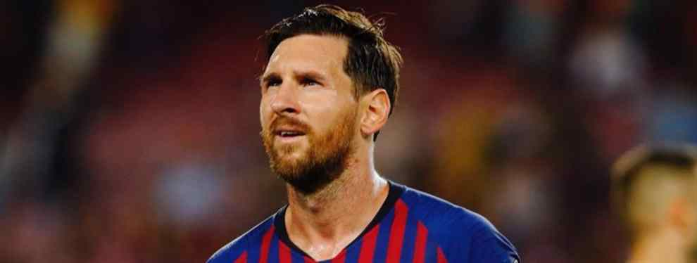 Messi sabe quién es: portazo al Real Madrid (y va como loco por jugar en el Barça)
