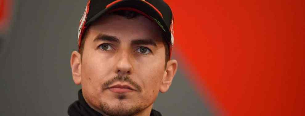 Jorge Lorenzo está crecido: después del palo a Marc Márquez, ahora revienta a Ducati