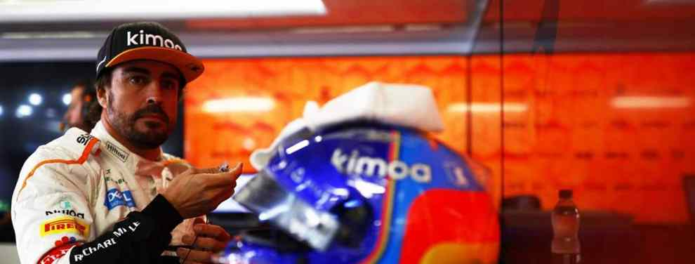 Fernando Alonso sabe el secreto de Vettel (y en Ferrari no se habla de otra cosa)