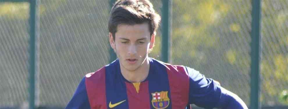 El Barça envía a una de sus perlas de la cantera a jugar a Rusia