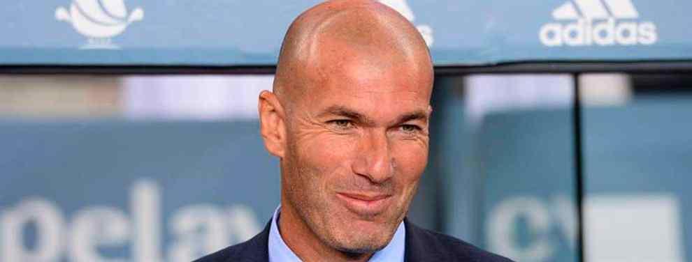 La lista de Zidane para el United tiene una bomba en el Real Madrid