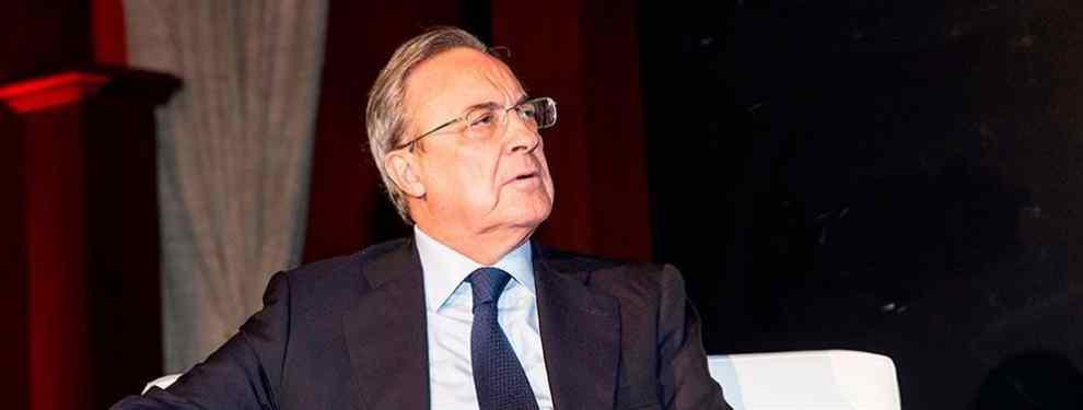 Uno de los grandes clubs de Europa ha lanzado una propuesta bestial para hacerse con un crack que está en la agenda del presidente del Real Madrid, Florentino Pérez