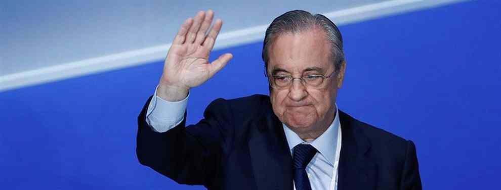 Florentino Pérez pesca en la Bundesliga: seis operaciones para el Real Madrid