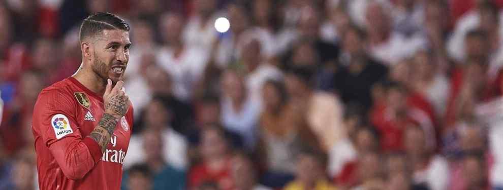Sergio Ramos lo tiene que parar: el crack del Real Madrid que no puede más con Lopetegui