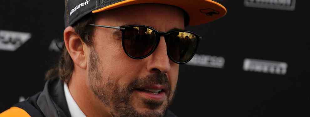 La confesión final de Fernando Alonso que deja a McLaren (y la F1) con la boca abierta