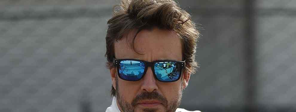 Portazo de Fernando Alonso: la oferta que rechaza el piloto de McLaren