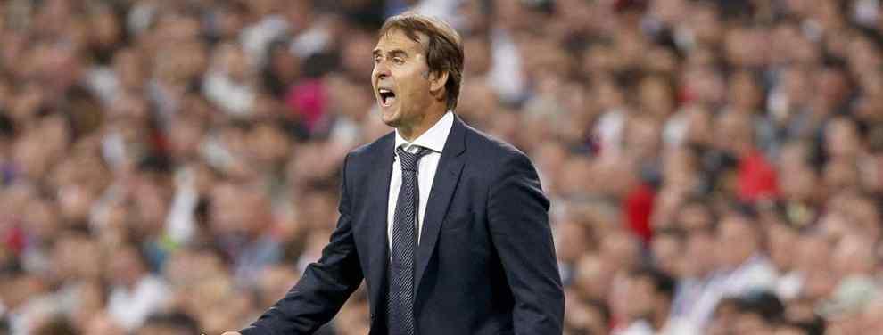 Un técnico de primer nivel mundial llama a Florentino Pérez para ocupar el puesto de Julen Lopetegui en el banquillo del Santiago Bernabéu de cara al futuro inmediato.