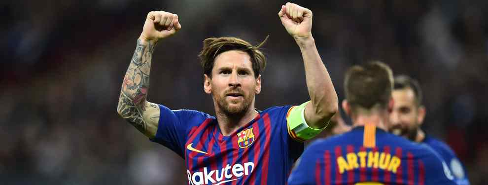 Messi dicta sentencia en el Tottenham - Barça: se carga a un crack (y se va en enero)