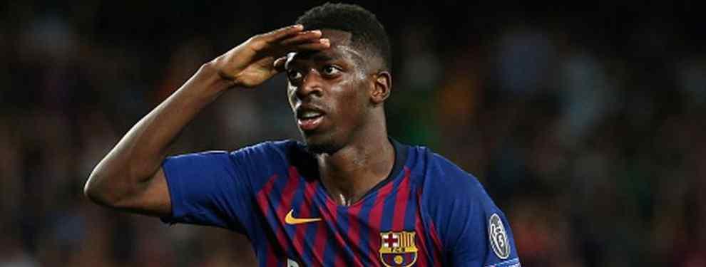 Dembélé tiene precio: un grande de Europa llama a la puerta (y se va del Barça en enero)