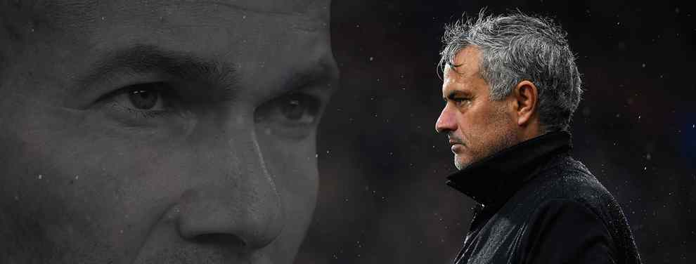 El tapado en el Manchester United para cargarse a Mourinho (Zidane tiene competencia)