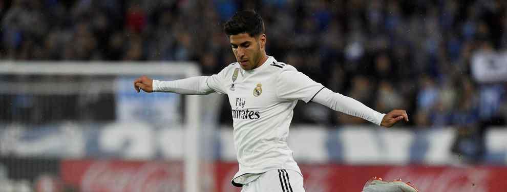 Marco Asensio revienta en el Real Madrid - Alavés: apunta al culpable (y hay sorpresa)