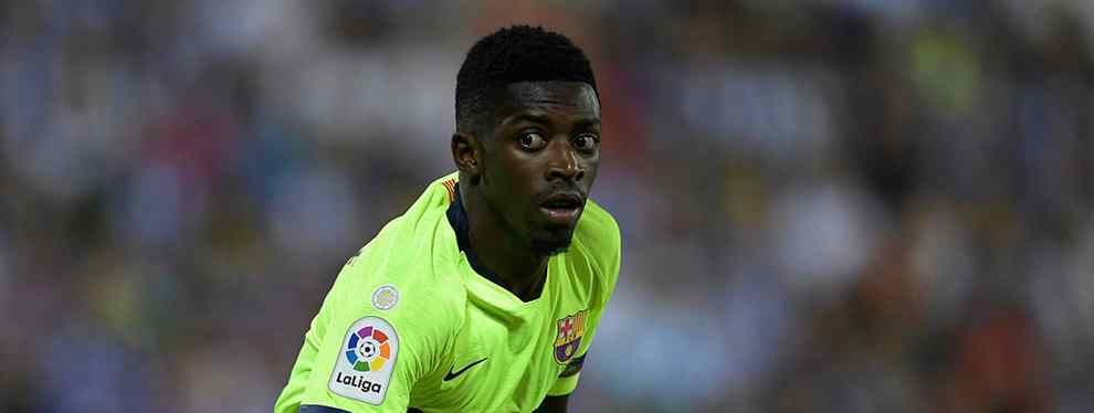 Ousmane Dembélé la lía en el Barça con un cara a cara que revoluciona el vestuario. Un problema que ni Leo Messi es capaz de tapar en el conjunto azulgrana.