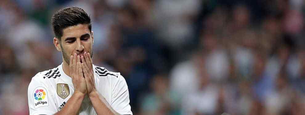 Marco Asensio se entera de que hay un crack que va como loco por recalar en el Real Madrid. Un galáctico que podría quitarle el sitio si ficha por el conjunto blanco.