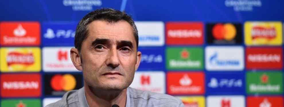 Valverde acaba el Valencia - Barça pidiendo un fichaje (Y es para enero. Y se carga a un crack)