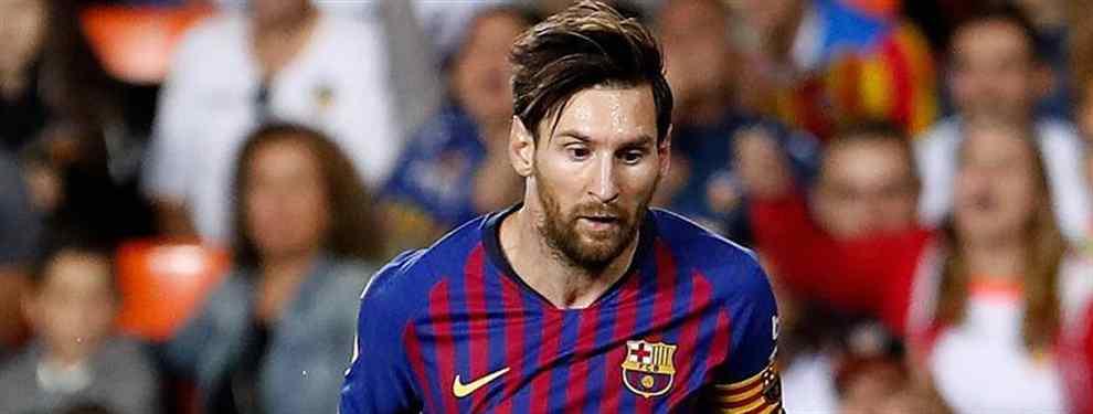 ¡A dieta! Messi sabe quién es: el crack del Barça al que adelgaza dos kilos en tiempo record