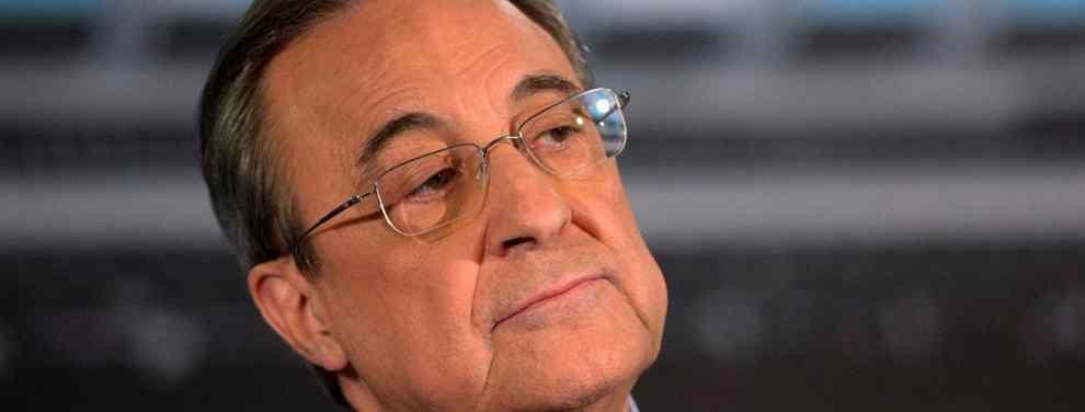 La lista más negra de Florentino Pérez en el Real Madrid tiene cinco pesos muy pesados