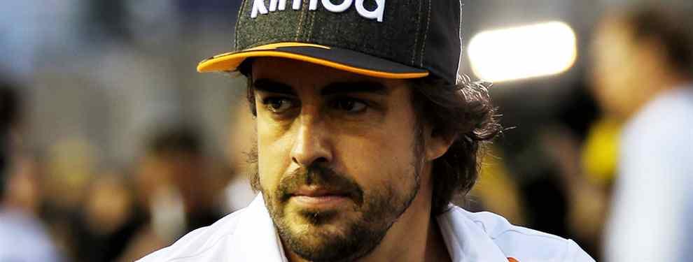 Fernando Alonso tiene una nueva enganchada en la F1 que ensucia su salida de McLaren