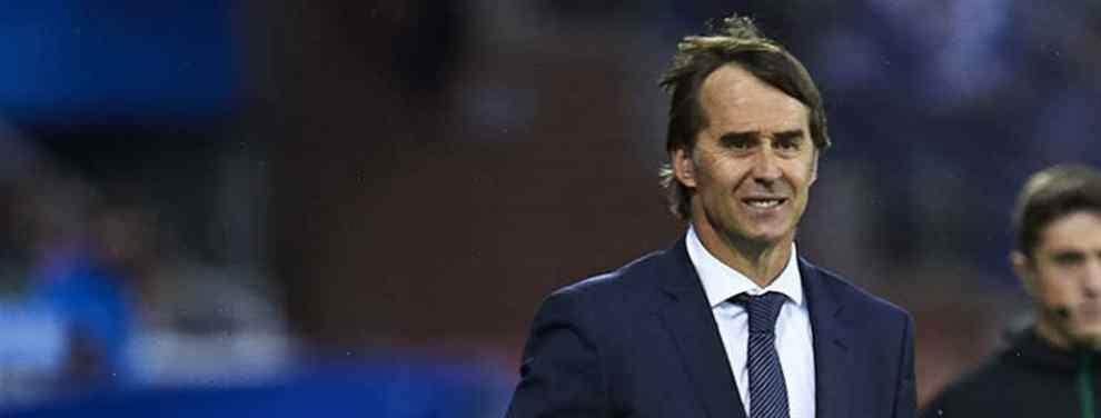 Julen Lopetegui va dejando muertos en el camino. El nuevo técnico del Real Madrid está echando a jugadores clave en los días de Zidane con decisiones que irritan en el vestuario. ¿Ejemplo? Lucas Vázquez.
