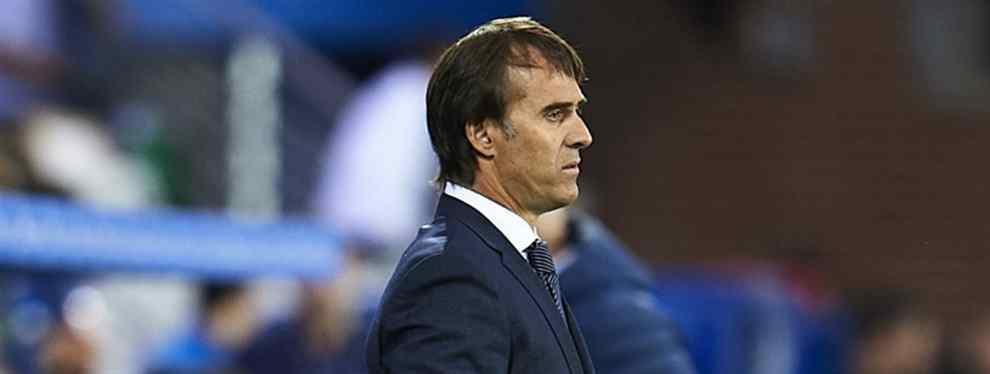 Llama a Florentino Pérez para ser el recambio de Lopetegui en el Real Madrid (y hay sorpresa)