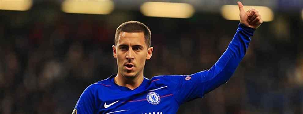 Hazard no llega solo: el otro crack del Chelsea que quiere Florentino Pérez (y los ficha en enero)