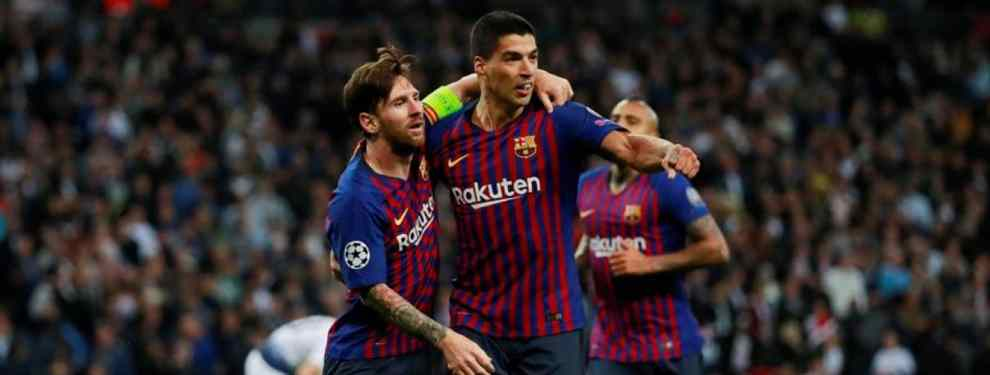 Leo Messi se reúne con Luis Suárez y Coutinho y hablan sobre Ernesto Valverde. Lo que está pasando en el vestuario del conjunto azulgrana en los últimos días.