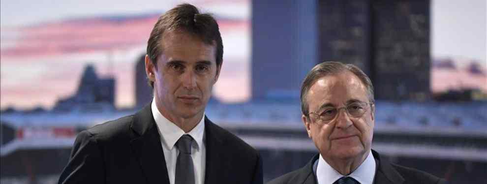 El futuro de Julen Lopetegui en el Real Madrid empieza a estar más que cuestionado. Hasta tal punto que Florentino Pérez tiene una lista con los posibles sustitutos.