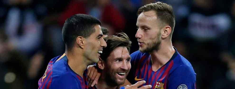 Tras la marcha de Neymar, el Barça se apresuró a renovar el contrato de todos sus pilares para evitar los pagos de la cláusula de rescisión por parte de equipos extranjeros. Clara muestra es la renovación de Samuel Umtiti,