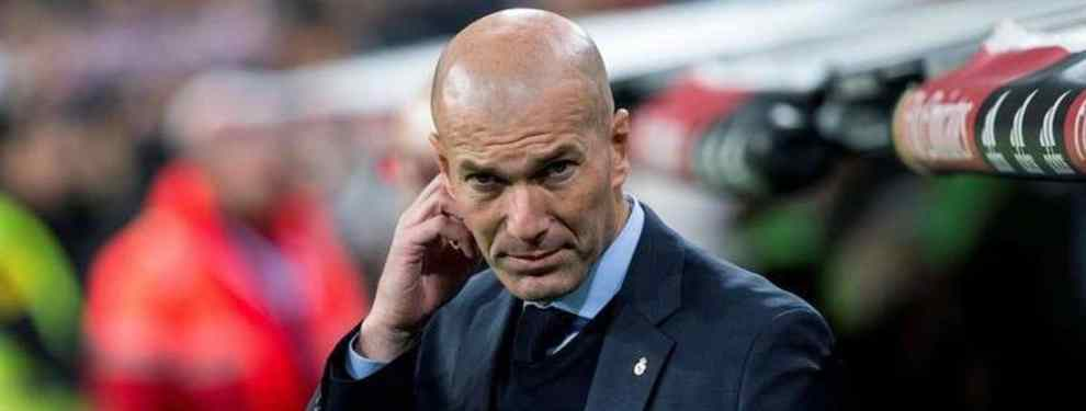 Zinedine Zidane se quiere lanzar a por un crack del Real Madrid. En el vestuario blanco saben que el técnico francés tiene un fichaje entre ceja y ceja para su nuevo proyecto.