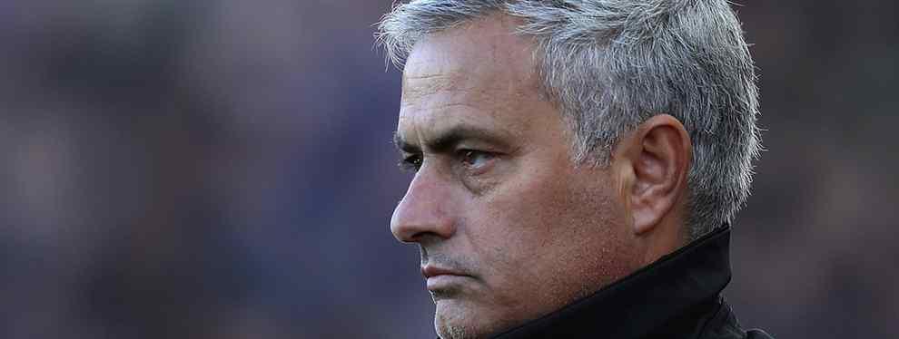 Si sigue Mourinho se va (y no es Pogba. Y es un crack del Manchester United)
