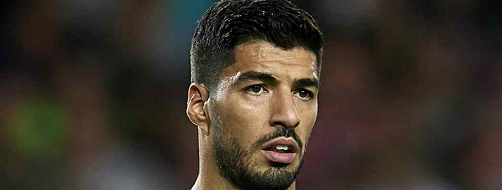 Es el nuevo Suárez. El Barça lo quiere (pero elige al Real Madrid de Florentino Pérez)