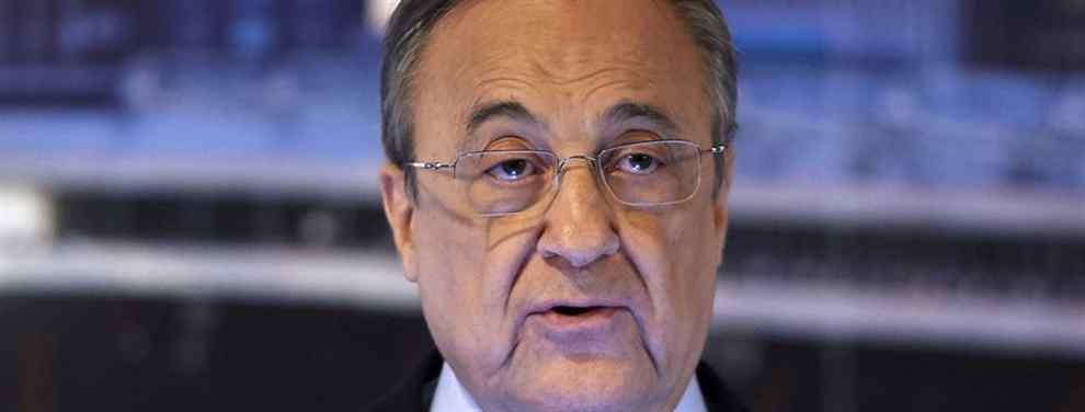 El trueque para enero que Florentino Pérez tiene sobre la mesa (y trae a un galáctico al Real Madrid