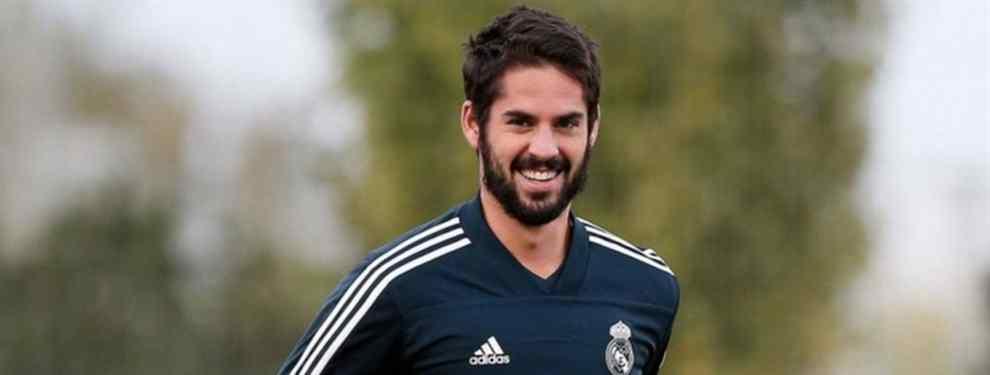 Isco Alarcón señala un fichaje clave para el Real Madrid. El malagueño quiere que el conjunto blanco centre sus esfuerzos en un crack en concreto para el mes de enero.