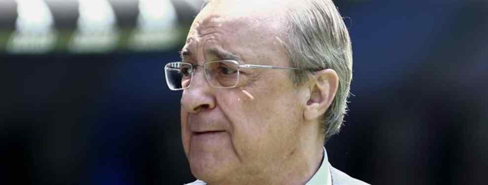 Florentino Pérez no está precisamente contento con lo que está viendo esta temporada del Real Madrid.  El presidente blanco comienza a impacientarse con Julen Lopetegui