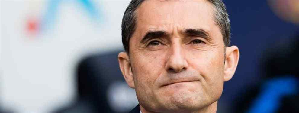 En el punto de mira. Así vive Ernesto Valverde en el Barça.  La mala racha de los azulgrana, un equipo que no enamora en la Liga, ni en Europa, unido a la ausencia de victorias encadenadas,